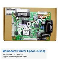Board Printer Epson TM-T88IV TM-T884, Mainboard Epson TMT88IV TMT884 T88IV T884, Motherboard TM88IV TM884 Used
