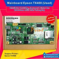 Board Printer Epson TX400, Mainboard Epson TX400, Motherboard Epson TX-400 Bekas Like New
