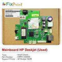 Board Printer HP 3650, Mainboard HP Deskjet 3650, Motherboard HP D3650 Used, Part Number C8974-80032