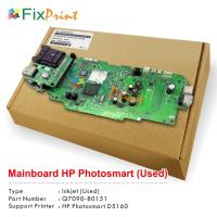 Board Printer HP D5160, Mainboard HP Photosmart D5160, Motherboard HP D5160 Used, Part Number Q7090-80151