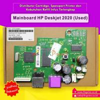 Board Printer HP Deskjet 2020, Mainboard HP Deskjet 2020, Motherboard HP 2020 Used, Part Number CZ733-60001