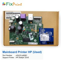 Board Printer HP Deskjet 2545, Mainboard Printer HP 2545, Motherboard Hp Deskjet 2545 Used