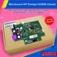 Board Printer HP Deskjet D2666, Mainboard HP Deskjet 2666, Motherboard HP D2666 Bekas Like New