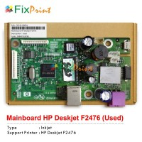 Board Printer HP Deskjet F2476, Mainboard F2476, Motherboard HP F2476 Used