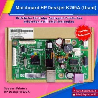 Board Printer HP Deskjet K209A K209a, Mainboard HP K209a, Motherboard K209A Bekas Like New