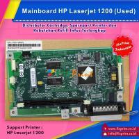 Board Printer HP Laserjet 1200, Motherboard HP 1200, Mainboard HP Laserjet 1200 Bekas Like New