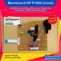 Board Printer HP Laserjet P1006, Mainboard HP Laserjet P1006, Motherboard HP P1006 Bekas Like New