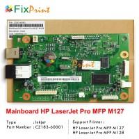 Board Printer HP LaserJet Pro MFP M127 M128, Mainboard HP LaserJet Pro MFP M127 M128, Motherboard HP M127 M128 Used