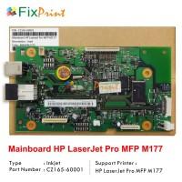 Board Printer HP LaserJet Pro MFP M177, Mainboard HP LaserJet Pro MFP M177, Motherboard HP M177 Used