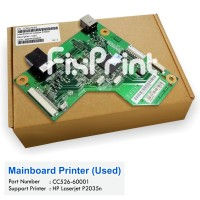 Board Printer HP P2035n, Mainboard HP Laserjet P2035n, Motherboard HP 2035n Bekas Like New