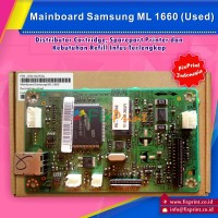 Board Printer Samsung ML1660, Mainboard Samsung ML-1660, Motherboard Printer ML 1660 Bekas Like New