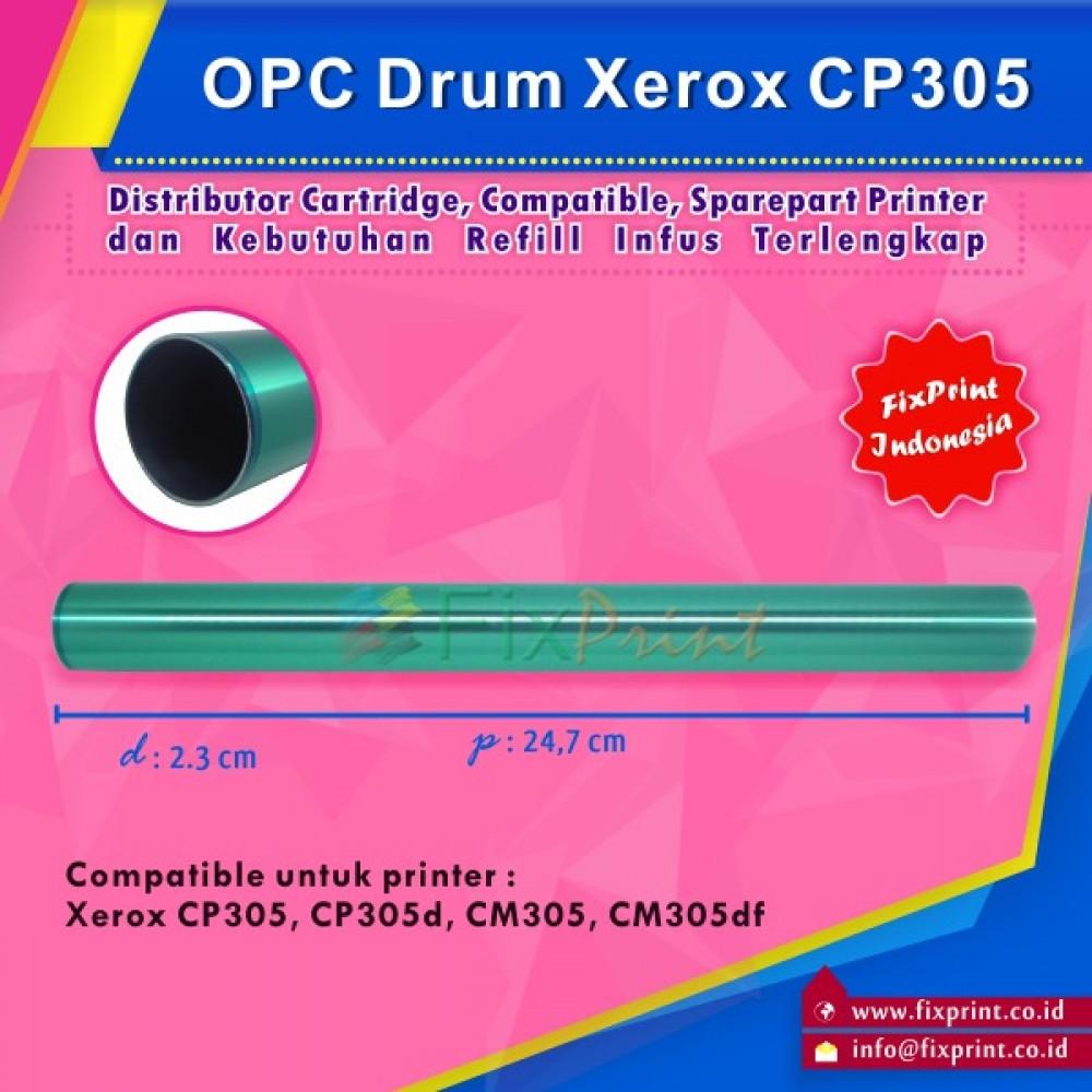 OPC Drum Fuji Xerox CP305 CP305d CM305 CM305df (Tanpa Gear)