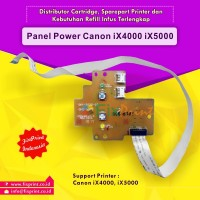 Panel Power Canon IX4000 IX5000 Bekas Like New
