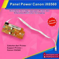 Panel Power Canon iX6560 6560 Bekas Like New