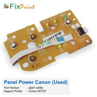 Panel Power Canon MP237 + Kabel Flexible Used