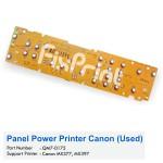 Panel Power Canon MX377 MX397 Bekas Like New