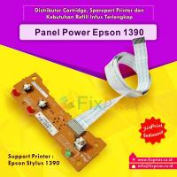 Panel Power Epson 1390 + Kabel Flexible Cabutan