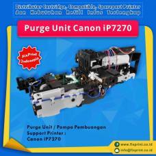Purge Unit Canon iP7270, Pompa Pembuangan Canon 7270