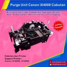 Purge Unit Canon iX4000 iX5000, Pompa Pembuangan IX 4000 5000 Bekas Like New