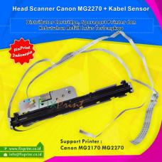 Head Scanner Canon MG2170 MG2270 + Kabel Scanner Used