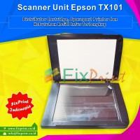 Scanner Unit Epson Stylus TX101 Bekas Like New