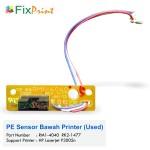 PE Sensor Bawah HP Laserjet P3005 P3005n Used, Paper Delivery Sensor HP P3005, Sensor Kertas Part Number RM1-4040 RK2-1477 Used