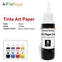Tinta Refill Art Paper Extra Epson Black 100ml