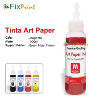 Tinta Refill Art Paper Extra Epson Magenta 100ml