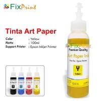 Tinta Refill Art Paper Extra Epson Yellow 100ml