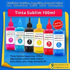 Tinta Refill Sublim Epson Light Cyan 100ml