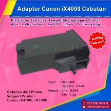 Adaptor Printer Canon PIXMA iX4000 iX5000 Bekas Like New, Power Supply Canon iX 4000 5000 Bekas Like New