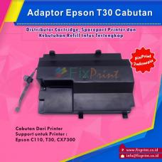 Adaptor Printer Epson C110 T30 CX7300, Power Supply Epson C110 T30 CX-7300 Bekas Like New