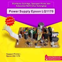 Power Supply Epson LQ1170, Adaptor Printer Epson LQ-1170 Bekas Like New