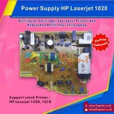 Power Supply HP Laserjet 1020 1018 Canon LBP2900 LBP3000 DC Controller Bekas Like New, Power Board Part Number RM1-2316-000