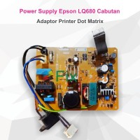 Power Supply Printer Epson LQ680 Cabutan