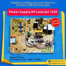 Power Supply Printer HP Laserjet 1160 1320 1320n 1320dn DC Controller Used, Power Board Part Number RM1-1243 Used
