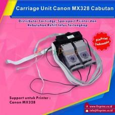 Carriage Unit Canon MX328 Bekas Like New