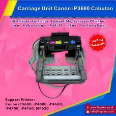 Carriage Unit Canon PGI820 CLI821, Main Carriage ip3680 3680 iP4680 iP4760 iP4600 iP4700 MP630 Bekas Like New