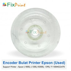 Encoder Bulat Epson L1800 L1300 R2000 1390 R1390 T1100 Used, Timing Disk L1800 L1300 R2000 1390 R1390 T1100