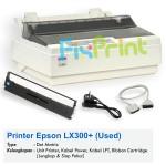 Printer Bekas Epson LX300+ LX-300+ Dot Matrix