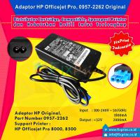 Adaptor Printer HP Officejet Pro 8000 8500 New Original, Power Supply Printer HP 8500 Series 32 Volt, Part Number 0957-2262