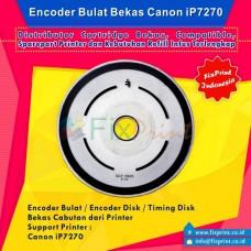 Encoder Bulat Canon iP7270 Bekas Like New, Timing Disk Printer iP7270