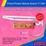 Panel Power Epson T1100 + Kabel Flexible Bekas Like New