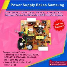 Power Supply Samsung SCX-4521F SCX-4321 SCX-4725 ML-1640 ML-1641 ML-1610 ML-2010 Xerox PE220 3124 3200 3117 3125 DC Controller Bekas Like New, Power Board Part Number JC44-00134A