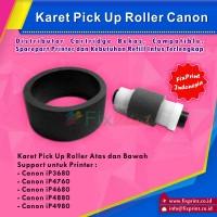 Karet Pick Up Roller Atas Bawah Canon IP3680 IP4760 IP4680 IP4880 IP4980