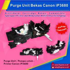 Purge Unit Canon Pixma ip3680, pompa Canon ip3680 Bekas Like New