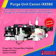 Purge Unit Canon Pixma iX6560 New Original, Pompa Pembuangan Canon 6560