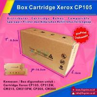 Dus / Box Toner Cartridge Xerox CP105 CP215W CM215 CM215FW CP205 CM205