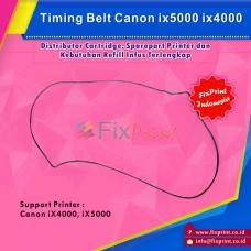 Timing Belt Canon IX4000 IX5000, Carriage Belt Printer IX-4000 IX-5000 Bekas Like New