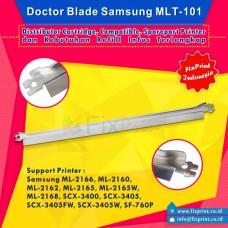 Doctor Blade Samsung MLT-101 MLT-D101S MLT-111 MLT111 MLT-D111S MLT-d111se, Printer ML-2166 ML-2160 ML-2162 ML-2165 ML-2165W ML-2168 SCX-3400 SCX-3405 SCX-3405FW SCX-3405W SF-760P SL-M2020 SL-M2020W SL-M2022 SL-M2070 M2021 M2071 M2070F M2071FH M2070FW